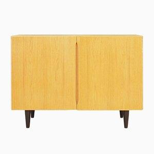 Vintage Danish Ash and Veneer Cabinet