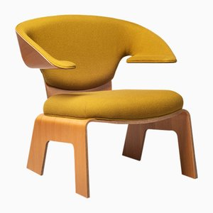Easy Chair by Kenzo Tange for Tendo Mokko