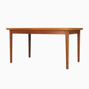 Vintage Danish Teak Dining Table
