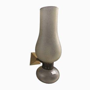 Mid-Century Wandlampen von Seguso, 2er Set