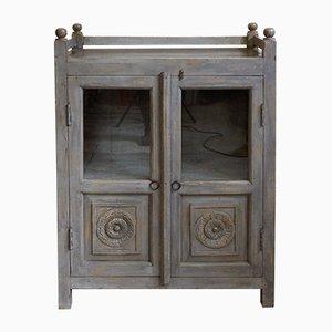 Vintage Indian Display Cabinet