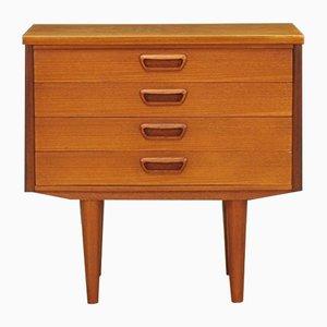 Vintage Teak Veneer Dresser