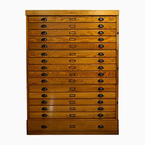 Large Drawer Cabinet from Reiss, 1950s