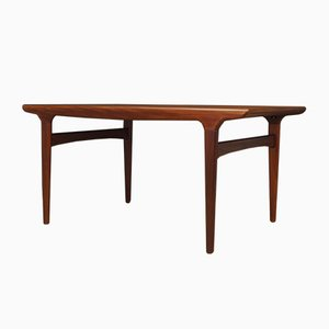 Vintage Danish Teak Dining Table by Johannes Andersen for Uldum Møbelfabrik
