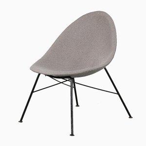Czech Side Chair by Miroslav Navrátil for Cesky Nabytek, 1950s