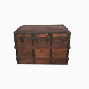 Antique Luggage Chest