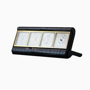 Horloge de Table Mid-Century de Herm