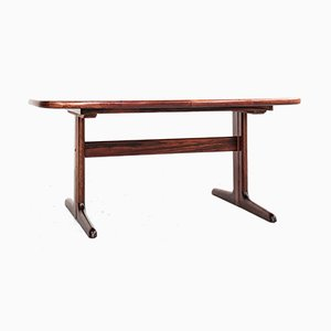Danish Rosewood Dining Table from Skovby, 1960s