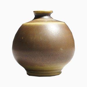 Stoneware Vase by Anders Dolk, 1983