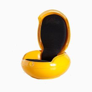 Garden Egg Chair von Peter Ghyczy für Reuter Products, 1960er