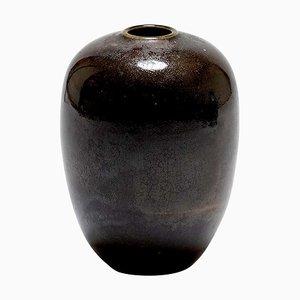 Vintage French Ceramic Vase, 1970s