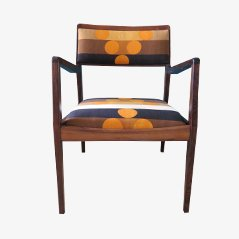 Mid Century Rosewood Armchair from Denmark, 1960s