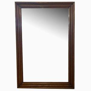 Specchio in noce