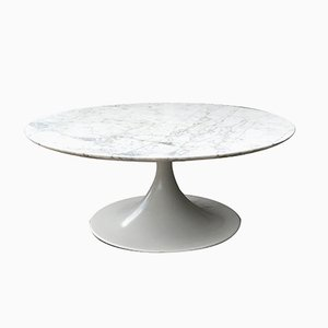 Round Marble Coffee Table by Heinz Lilienthal for Ambivalenz, 1970s