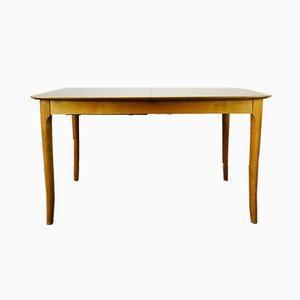 Large Wood Extendable Dining Table from Lübke, 1960s
