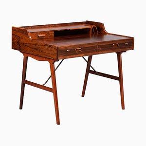 Mid-Century Palisander Modell 56 Schrank von Arne Wahl Iversen für Vinde Møbelfabrik, 1960er