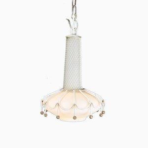 Niederländische Deckenlampe, 1950er