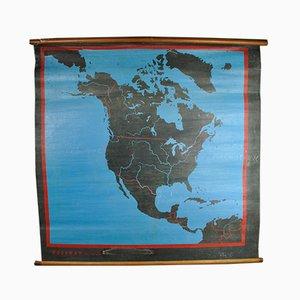 Amerika Karte, 1930er
