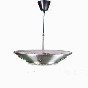 Deckenlampe von Lakro, 1960er