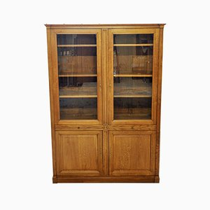 French Oak Cupboard, 1956