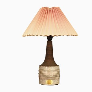 Vintage Ceramic Table Lamp from Belka