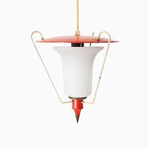 Deckenlampe von Philips, 1956
