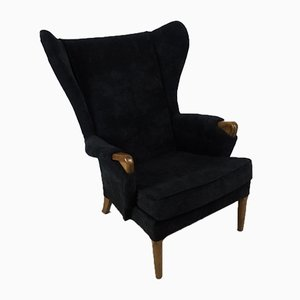 Wingback Armchair from Parker Knoll, 1960s