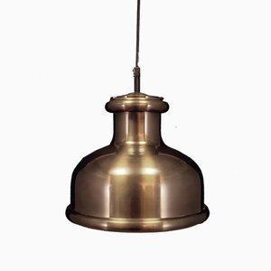 Dänische Mid-Century Deckenlampe von Holmegaard