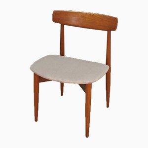 Dänische Mid-Century Esszimmerstühle von HW Klein, 4er Set