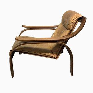 Palisander Woodline 722 Sessel von Marco Zanuso für Arflex, 1964, 2er Set