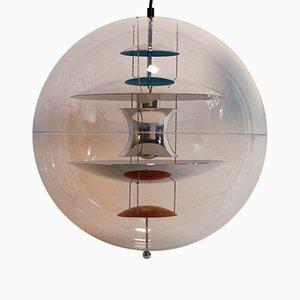 VP50 Deckenlampe von Verner Panton für Verpan, 1969