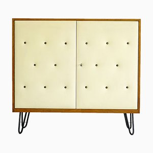 Leatherette Sideboard, 1960s
