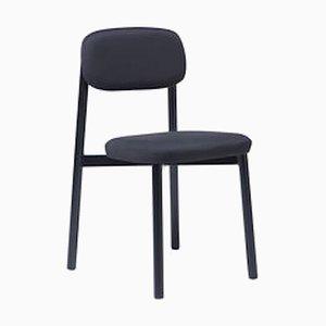 Schwarzer Residence Stuhl von Jean Couvreur