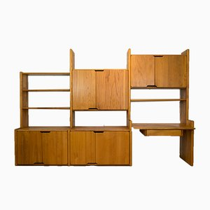 Wall Unit by Pierre Chapo for Seltz, 1970s
