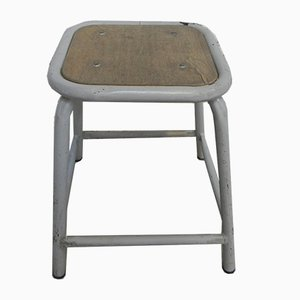 Industrial Stools, 1960s, Set of 6