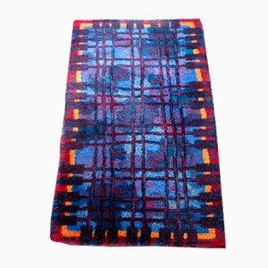 Vintage Wool Carpet from Skol