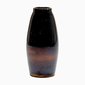 Französische Mid-Century Keramikvase