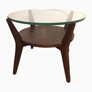 Coffee Table by Karel Kropáček for Interier Praha, 1940s