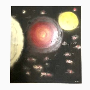 Painting by Pietro Minoia, 1970s