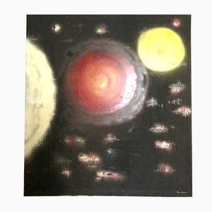 Peinture par Pietro Minoia, 1970s