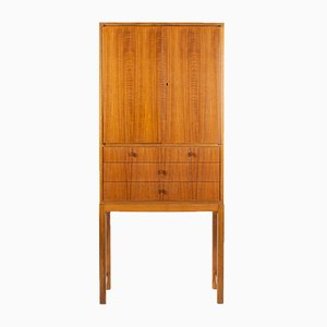 Mid Century-Modern Swedish Lillbo Cabinet by Carl Malmsten, 1960s