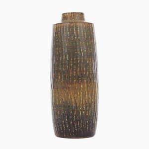 Große Skandinavische Mid-Century Modern Vase von Gunnar Nylund für Rörstrand