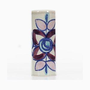 Mid-Century Modern Keramik Camilla Vase von Inger Waage für Stavanger Flint