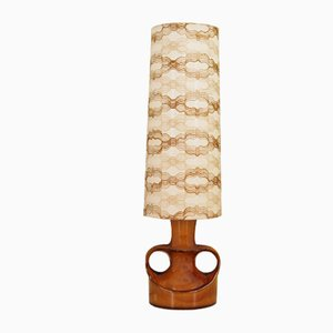 Mid-Century Danish Ceramic Floor Lamp, 1970s