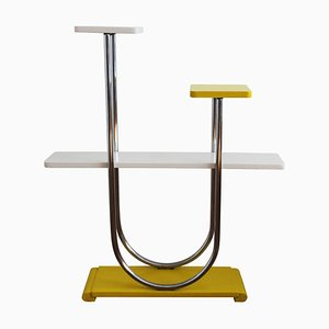 Bauhaus B4 Flower Stand from Slezak Factories, 1930s