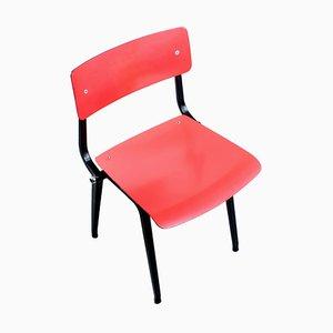 Chaise de Salon Pliante par Friso Kramer pour Ahrend De Cirkel, 1950s