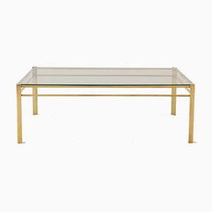 Bronze Coffee Table by Jacques Quinet for Broncz, 1960s
