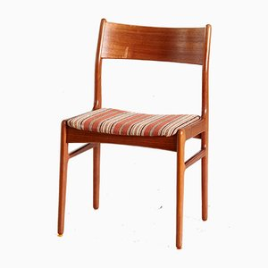 Danish Teak Dining Chairs from Funder-Schmidt & Madsen Odense, 1960s, Set of 6