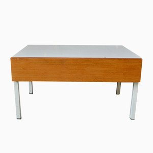 Nachttisch aus Teak & Resopal von Interlübke, 1960er