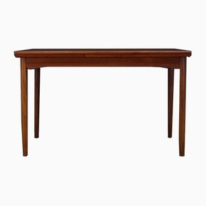 Mid-Century Danish Teak Dining Table, 1970s